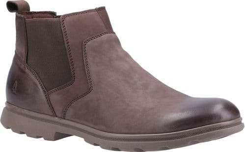 Hush Puppies Tyrone Mens Boots Brown